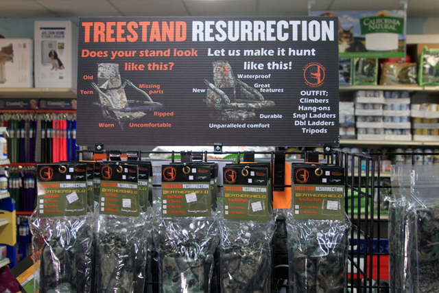 Cottonwood Outdoors Treestand Resurrection products