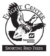 Flight Center Sporting Bird Feeds from Southern States