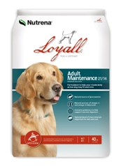 Nutrena Loyall Dog Food bag