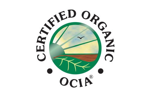 OCIA Certified Organic Hay For Sale at Cherokee Feed & Seed