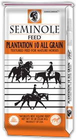 Seminole Plantation 10 All Grain Horse Feed