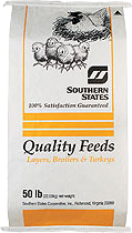 Southern States Chick Start-n-Gro Poultry Feed