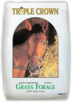 Triple Crown Grass Forage Horse Feed