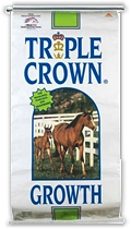 Triple Crown Growth Horse Feed