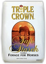Triple Crown Safe Starch Horse Feed
