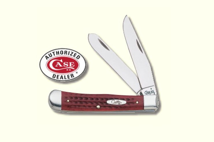 W.R. Case & Sons knives the best in the world and available at Cherokee Feed & Seed