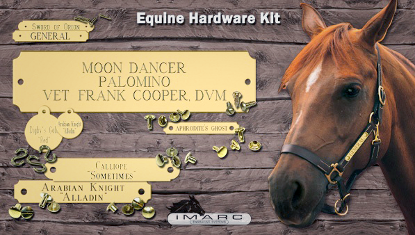 Pet & Equine Plate Engraving