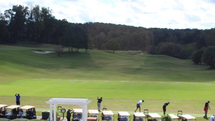 Fore The love of a Horse Golf Tournament