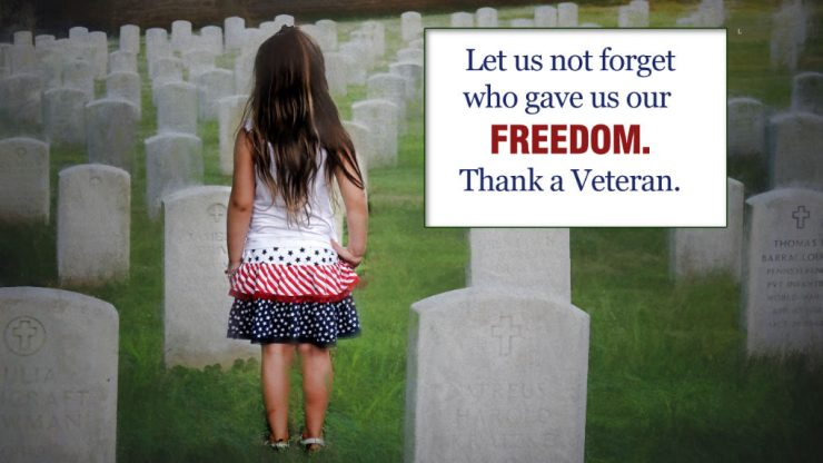 Cherokee Feed & Seed salutes our veterans and their families.