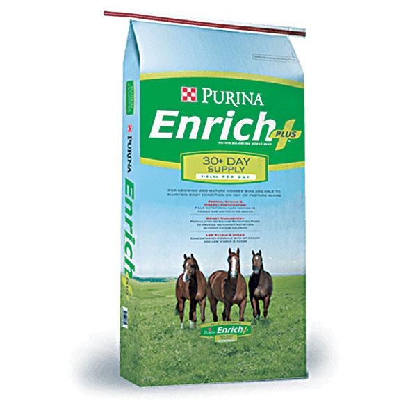 Purina Enrich Plus Ration Balancing Feed