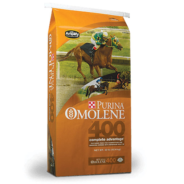 Purina Omolene 400 Horse Feed