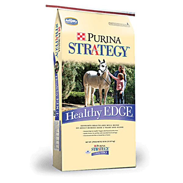 Purina Strategy Health Edge Horse Feed