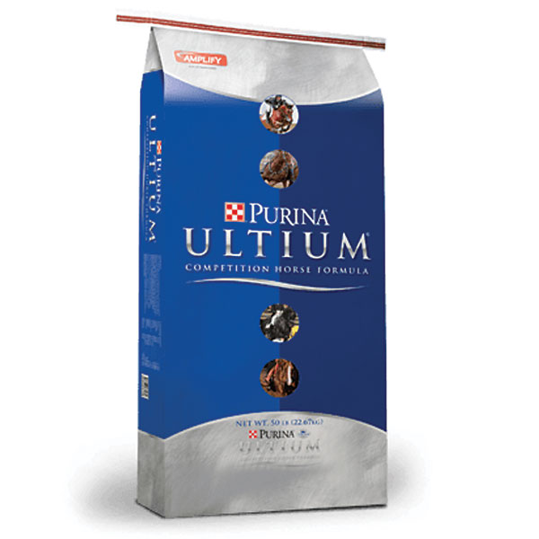 Purina Ultium Competition Horse Feed