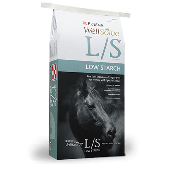 Purina Wellsove LC Low Starch Horse Feed