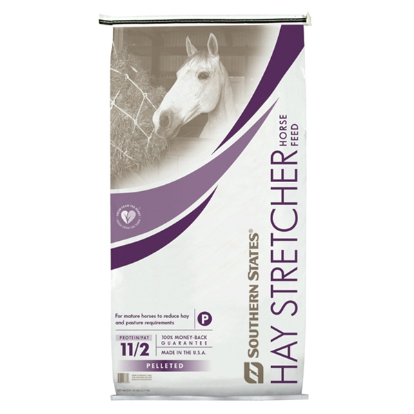 Southern States Hay Stretcher Pelleted Horse Feed