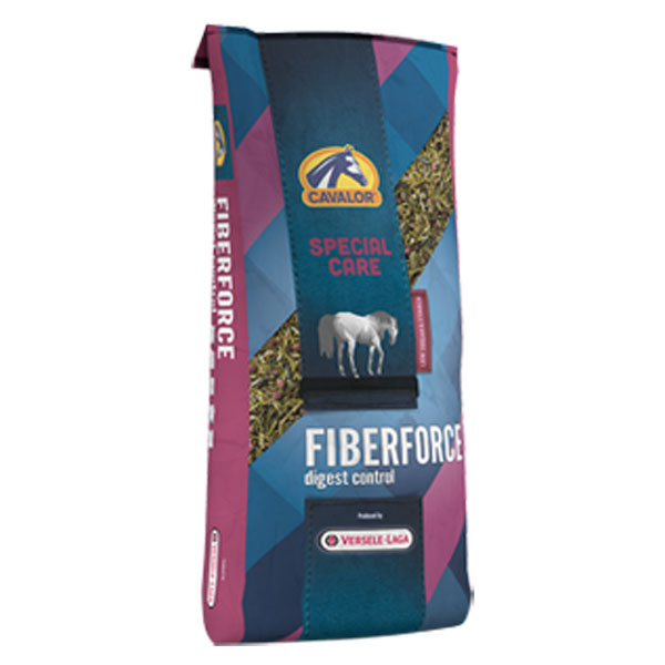 Cavalor Special Care FiberForce Horse Feed 15 kg