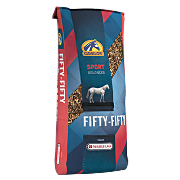 Cavalor Sport Fifty-Fifty Horse Feed 20 kg