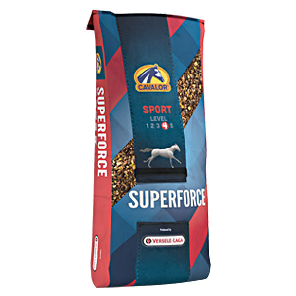 Cavalor Sport Superforce Horse Feed 20 kg