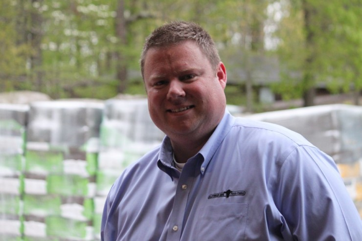 Brian Hupp of ALTOSID IGR spoke about fly control for cattle.