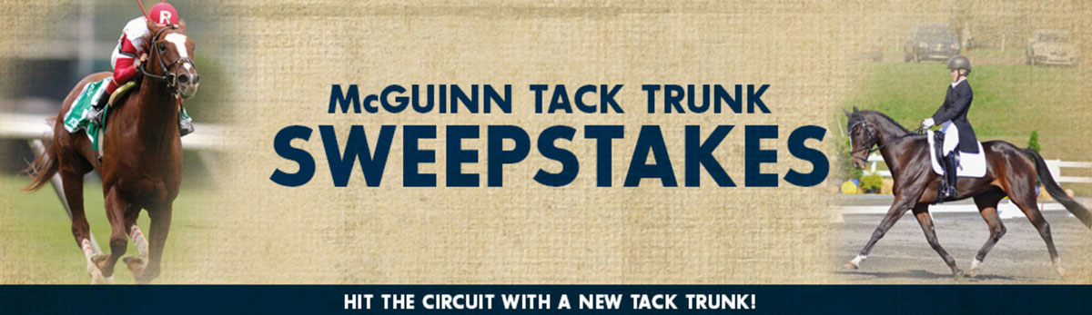 Win a McGuinn Tack Truck from Southern States