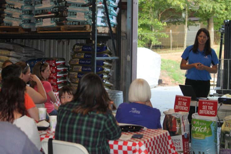 Purina Horse Owners Workshop at Cherokee Feed & Seed