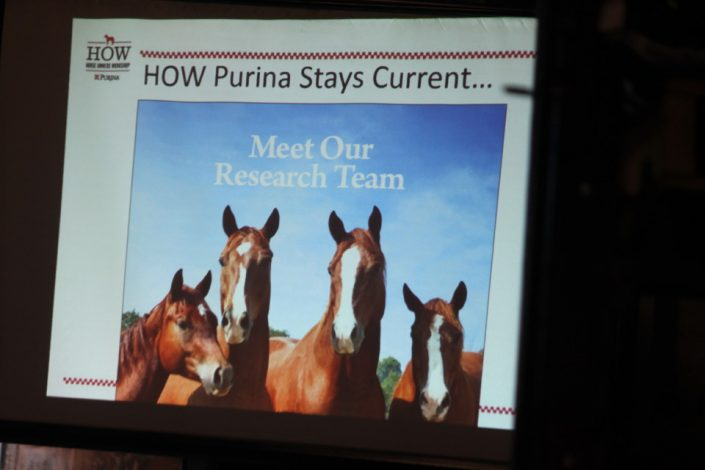 Purina's Research Team
