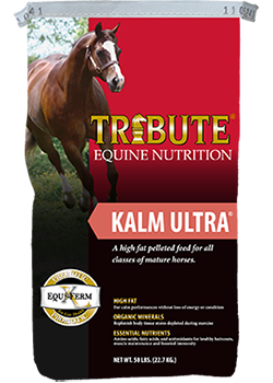 Tribute Kalm Ultra Horse Feed bag