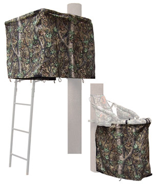 Treestand Resurrection Weathershield ADA Blind System