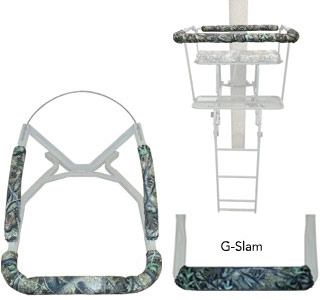 Treestand Resurrection Weathershield Arm and Shooting Rail Pads - Available at Cherokee Feed & Seed stores