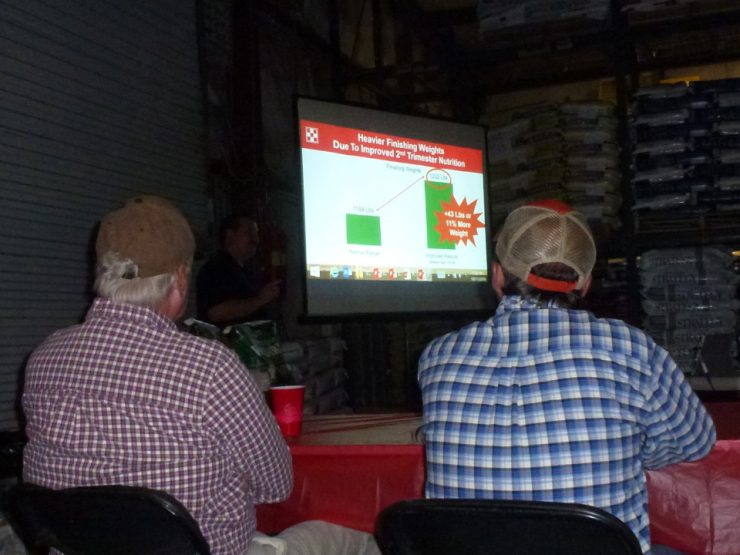 Purina Cattle Nutrition Seminar at Cherokee Feed & Seed in GA
