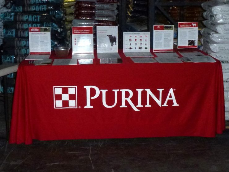 Purina Cattle Nutrition Seminar