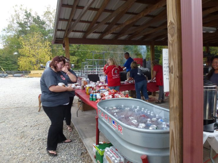 Cherokee Feed & Seed Customer Appreciation Day 2016