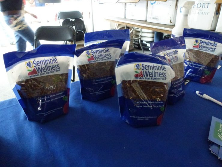 Seminole Horse Feeds - Available at Cherokee Feed & Seed - GA