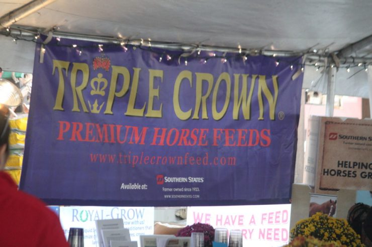Triple Crown Horse Feed - Customer Appreciation Day 2016 Ball Ground, GA