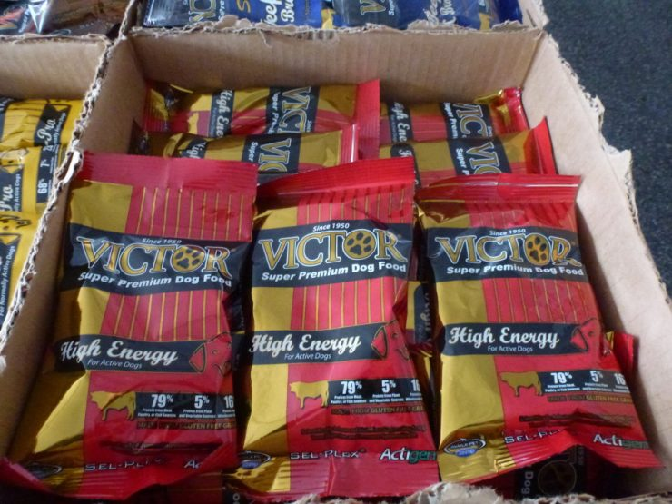 Victor Dog Food Available at Cherokee Feed & Seed - GA
