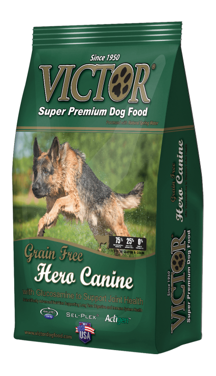 Victor Grain Free Hero Dog Food
