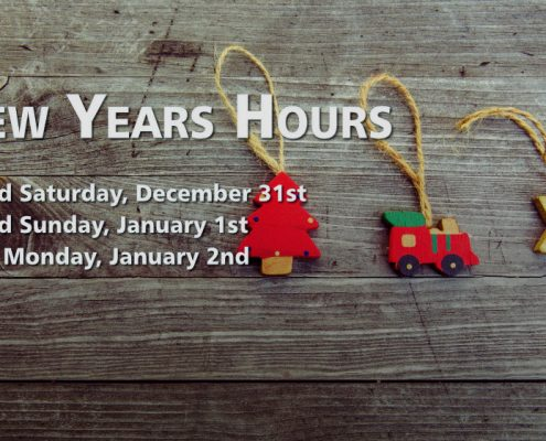 Cherokee Feed & Seed stores are closed on Dec 31st