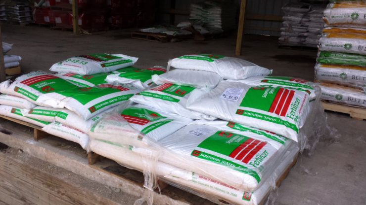 Find fertilizer for pastures and lawns at Cherokee Feed & Seed stores