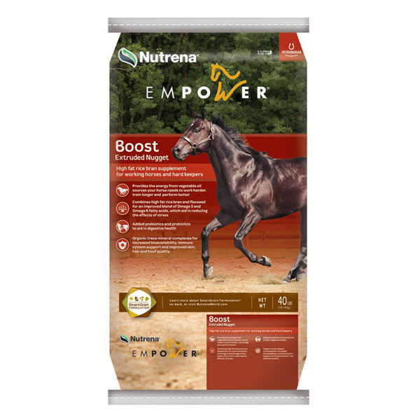 Nutrena Empower Boost - Cherokee Feed & Seed, Georgia