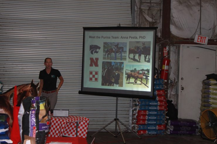 Purina Horse Owners Workshop at Cherokee Feed & Seed in Ball Ground, GA