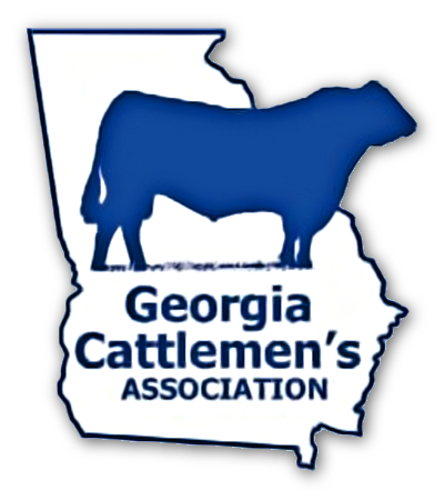 Georgia Cattlemen's Association logo