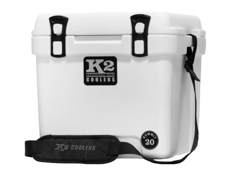 K2 20 quart cooler giveaway at Cherokee Feed & Seed's Sportsmen's Day