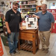 Congratulations to Mark Short on winning the K2 20 Quart Cooler at our Sportsmen's Day Event