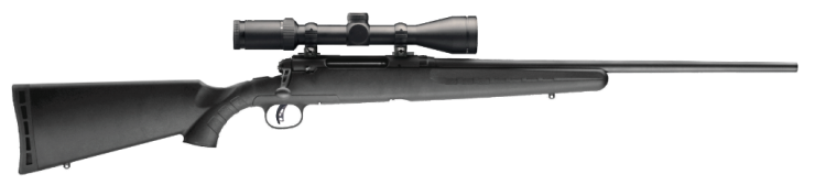 WIN a Savage Axis II .308 Caliber Gun