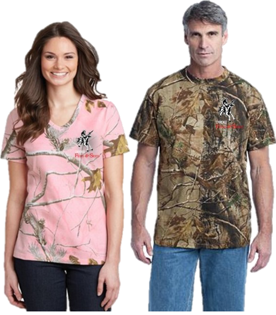 Cherokee Feed & Seed shirts