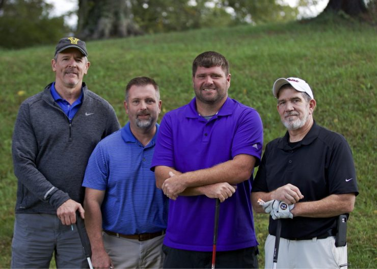 For the Love of a Horse Golf Tournament 2017 - Second Place Winners