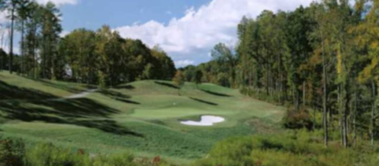 Woodmont Golf Course - Canton, GA