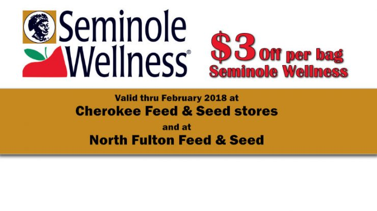 Seminole Wellness Special Pricing Continues