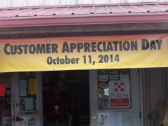 Cherokee Feed & Seed Customer Appreciation Day 2015 - Ball Ground, GA