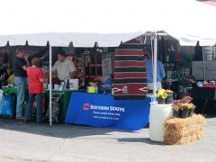 Vendors at Cherokee Feed & Seed's Customer Appreciation Day